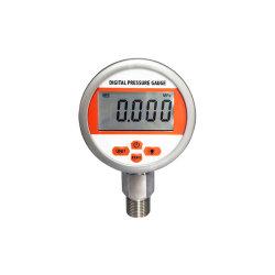 CE Intelligent Smart digitale uitgang 0~25 MPa oliedrukmeter Voor de industriële engineering en de hydraulische industrie