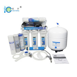 Il sistema automatico RO-5p-5g del filtro da acqua di salute del depuratore di acqua del RO della famiglia vende al dettaglio il filtro dall'acquario