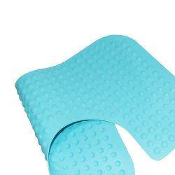 U 자 모양 수채 매트 특별한 다기능 실리콘 최신 절연제 패드 하수구 패드 병 건조용 매트