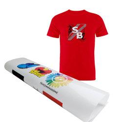 Высокое качество текстиля T футболка печать PU ПВХ Версия для печати липких не исчез с сублимацией передача тепла виниловых стабилизатора поперечной устойчивости 25м 50m 60m