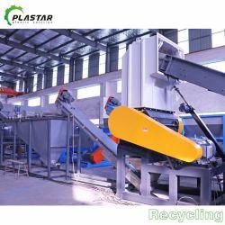 Sacs PP PE automatique Lavage Lavage de recyclage de la ligne de production