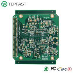 Protótipo de placa de circuito impresso PCB multicamada da Placa de Circuito