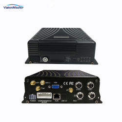 4CH Car Black Box DVR H. 264 3G WiFi GPS
