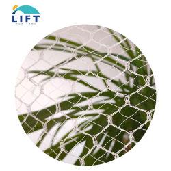 Licht-duty kunststof mesh Anti Vogels Net Plant Protection 50% UV-bescherming schaduw Mesh Garden Greenhouse Farm in Agriculture