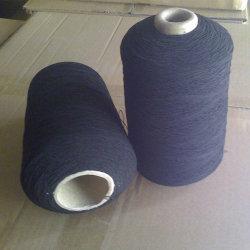 Colores de alta calidad de poliéster recubierto de goma elástica hilo para calcetines