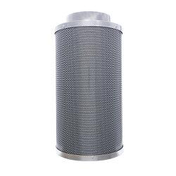 Filtre à charbon hydroponique le conduit du filtre du ventilateur