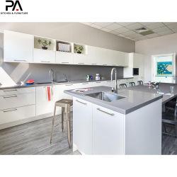 Polijst Hoog van het Meubilair van de Keuken van de PA Modulaire Moderne de Kasten van de Keuken