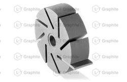 Производство изотропной графит роторов и лопатки для воздушные насосы и компрессоры