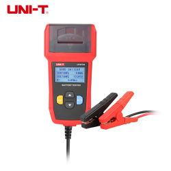 Uni-T Ut675A 차량용 배터리 테스터 충전기 분석기 12V 24V 전압 배터리 테스트 충전 스캐너 도구