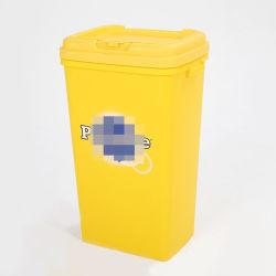 大型53L 25kgの純種の飼い犬猫のロゴの印刷を用いる乾燥した食糧容器