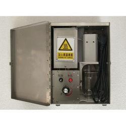 En fase sólida de barro el instrumento de medición de contenido de aceite y agua Kit de retorta