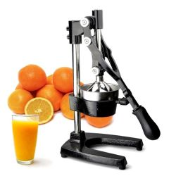Centrifugeuse centrifugeuse d'agrumes de qualité commerciale presse à main Jus Jus de fruits Manuel Blender centrifugeuse Squeezer Orange Grenade citron