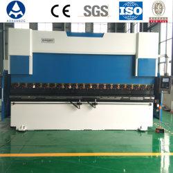 Nos67K-170T/3200 prensa de doblado/hidráulica CNC máquina de doblado/placa máquina de doblado con DELEM DA52S Sistema