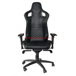 PVC革賭博の椅子、コンピュータの椅子
