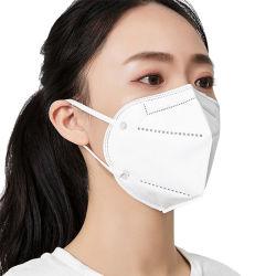 4Segurança ply N95 Máscara contra Poeira do desporto ao ar livre Treinamento de Verão FFP2 KN95 descartável e máscara facial