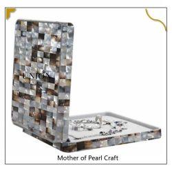 تصميم جديد مجوهرات أم عقد اللؤلؤ هدية صناديق التعبئة صندوق مجوهرات حلقة رائع