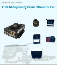 De mobiele Veiligheid Mdvr van 4 Kanaal HDD met het Systeem van Adas Dsm