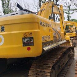 Verwendeter Kobelco Sk210/Sk200/Sk240/Sk260d/Sk300/Sk350/Sk360 Gleisketten-Exkavator-/Handexkavator der Japan-Vorlagen-zweite