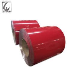 생산을 위한 알루미늄 코팅이 적용된 코일용 컬러 코팅 알로이