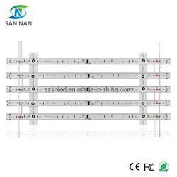 알루미늄 단면도 동적인 LED 표시등 막대 풀그릴 섬광 바