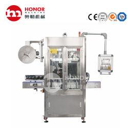 Le rétrécissement Dust-Free hautement efficace de l'étiquetage de la machine automatique de manchon
