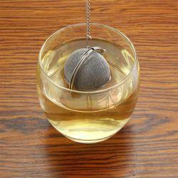 Malha de aço inoxidável 304 populares do chá Chá Ball