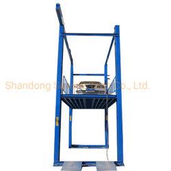 4000kg de capacidad de elevación elevación de 4 postes grúa de vehículo post / 4