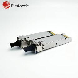 Cisco Ons-SE-100-Bx10u kompatible 100BASE-BX-D Bidi SFP 1310nm-Tx/1550nm-Rx 10km Ext Dom LC SMF-Transceiver-Modul