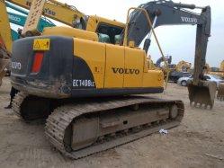 좋은 품질 Volvo 사용된 Ec140b/140 굴착기 또는 사용된 굴착기 또는 Volvo 굴착기 또는 Useed 소형 굴착기