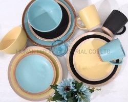 Diseño de cerámica menaje&vajillas con acabado mate
