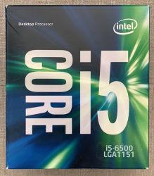 Intel Core i5-6500 CPU 3.20GHz 6 M 프로세서 캐시 4 LGA 1151 데스크탑 프로세서