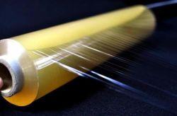 Food Grade ПВХ пищевой пленкой высокой растянуть прозрачный водонепроницаемый пластиковый термоусадочную пленку стретч пленка для упаковки продуктов питания