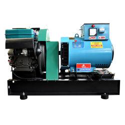 20kw 400V / 230V 50Hz 브러시리스 구리 용수 냉각 Zs1130 단일 실린더 직접 통화 디젤 발전기