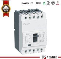 3p1-125 presa MCCB 12.5~125un disyuntor de caja moldeada con la certificación de asta de Kema