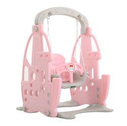 O plástico brinquedos para bebés Crianças Piscina Empurre e gire o conjunto para uso doméstico