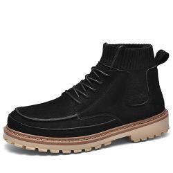Het beschermende Schoeisel van de Veiligheid van de Laarzen van de Beveiliging Toevallige