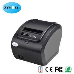 precio de fábrica de Ticket térmico Proyecto de Ley de la recepción de la impresora POS 80mm con cortador automático Zy307