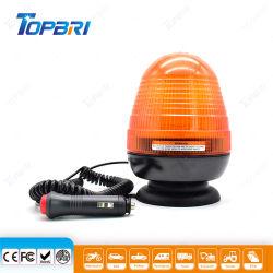 Resistente al agua ámbar intermitente LED de aviso de luces de emergencia para auto vehículo