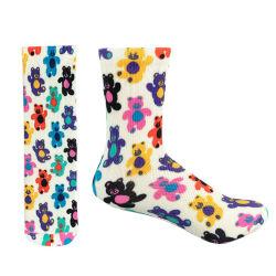 Kundenspezifische Bild-Digital-Druck-Socken aufbereiten