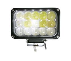 Высокое качество 45W 12V 24V 30V Offroad АВТО светодиодный фонарь рабочего освещения блока цилиндров автомобиля светодиодный индикатор внутренних дел