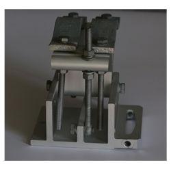 Aangepast Aluminium ADC14 die ADC12 het Deel Gesmede Afgietsel van de Auto van de Machine van de Staaf van de Uitdrijving van de Cilinder van Froged van het Metaal van Wielen Casted Gietende Gietende gieten
