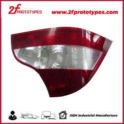 Kundenspezifischer Plastik PMMA/Acrylmaterial-CNC maschinell bearbeitete schnelle Plastikprototypen