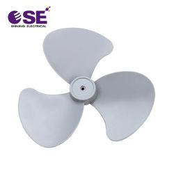 スタンドテーブルファン部品 3 ウィング 4 空気速度 5. 風速プラスチックファンブレード