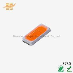 5730 spettro completo del diodo 380-850nm di SMD LED per la crescente lampada della pianta