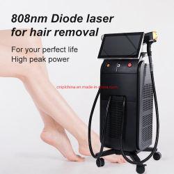 ليزر من الفلكسندريود عالي القدرة معتمد من CE 755 808 1064 نانومتر إزالة الشعر بالليزر الجمال المعدات الطبية الأسعار