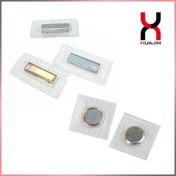 Постоянный невидимый водонепроницаемый Sewable скрытые магнитной защелки ПВХ/TPU магнитные кнопки