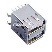 USB/un réceptacle/Type/Simple/DIP 90 Connecteur USB