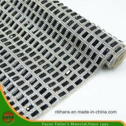 ハンズの最上質の熱伝達の付着力の水晶樹脂のラインストーンの網