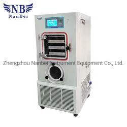 Lgj-20f Aceite de Silicona Calefacción Secador de congelación de tipo común