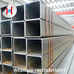 Оцинкованные круглые квадратные Jisg3444 Stk400 / Stk490 сшитых углеродистой стали трубки топливопровода